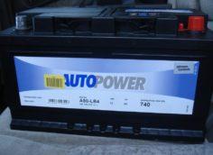Аккумуляторы Autopower