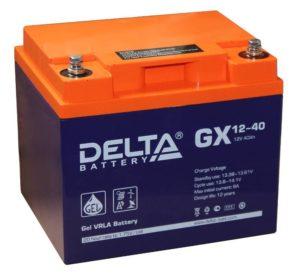 АКБ Delta GX