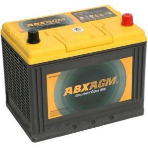 ABXAGM желтый