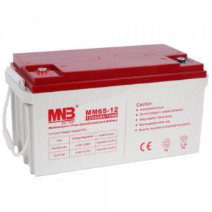 АКБ MM65-12