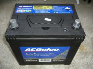 аккумулятор ACDelco