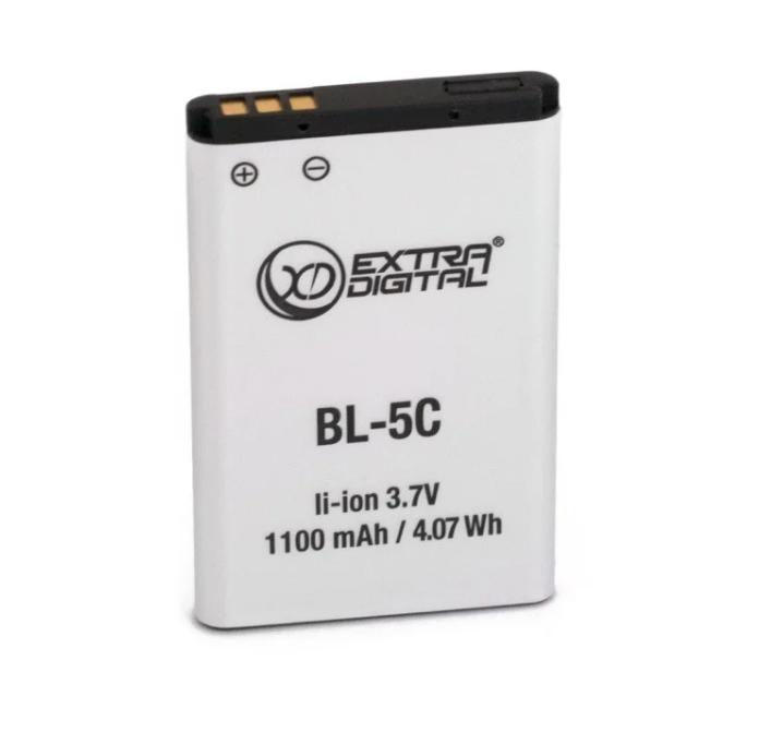 Требуется хороший аккумулятор для Nokia с большим запасом энергии: выбираем BL-5C