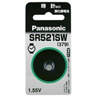 Батарейки с типоразмером SR521SW и их функциональные особенности