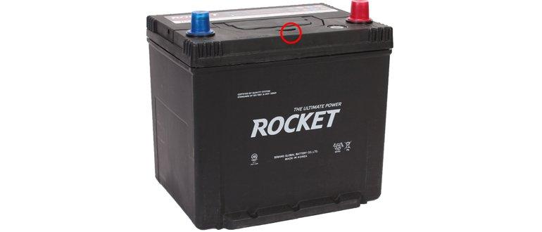 Аккумулятор Rocket: все о дате изготовления и расшифровке