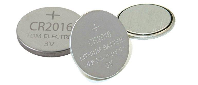 Технический обзор батарейки с маркировкой CR2016