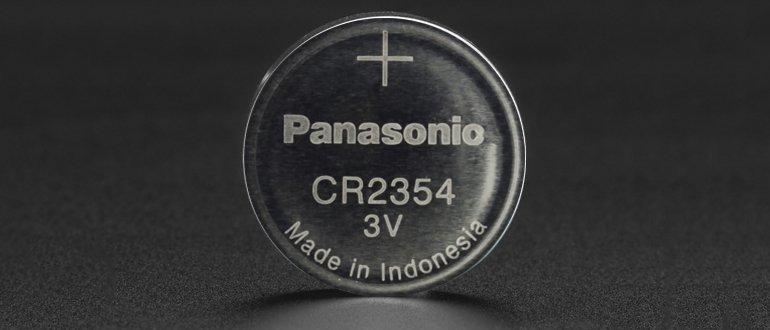 Полезная информация о компактной батарейке с типоразмером CR2354