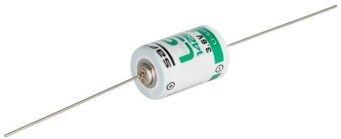 Батарейка литиевые - модель Saft LS14250 - в ногу с технологиями