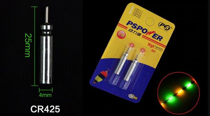 Это нужно знать: аккумуляторы и батарейки марки CR425 как элементы постоянного тока