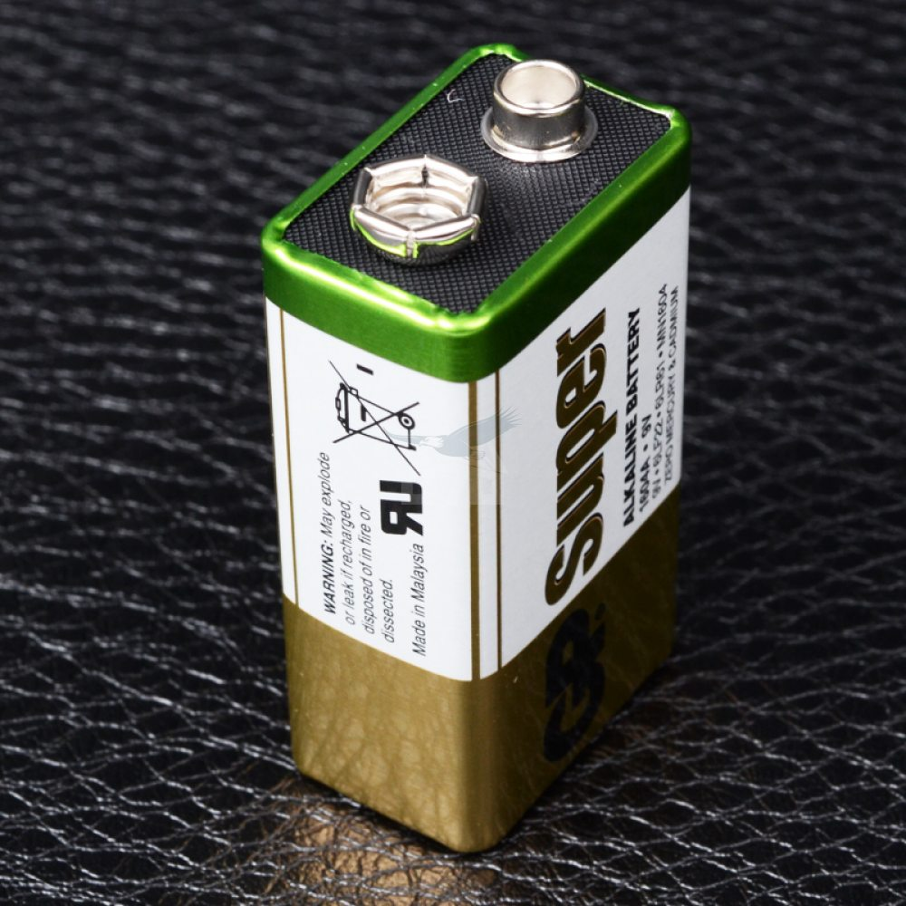 Duracell бывают разные: батарейка с типоразмером MN1604