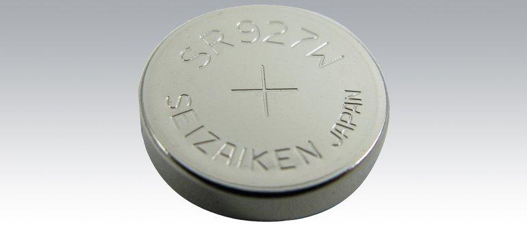 Особенности и сфера применения типоразмера батарейки SR927W