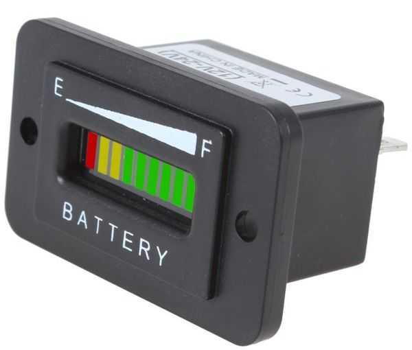 Глазок-индикатор заряда аккумулятора