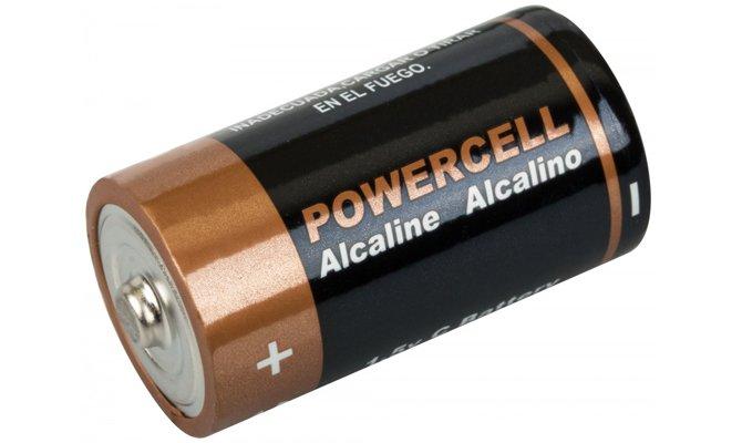 Обзор батарейки солевой - модели R10