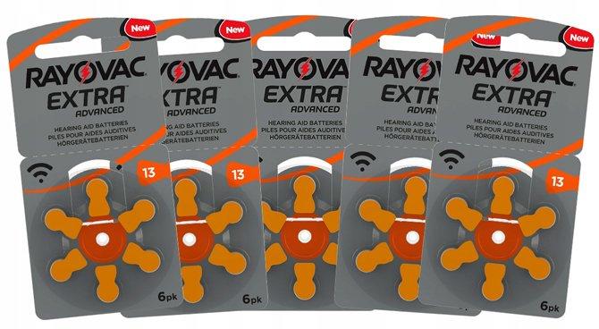 Батарейка с типоразмером PR48 - для слуховых аппаратов