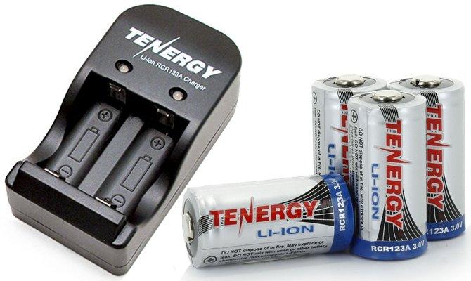 Разбираемся с типоразмером: CR123A у батареек и аккумуляторов