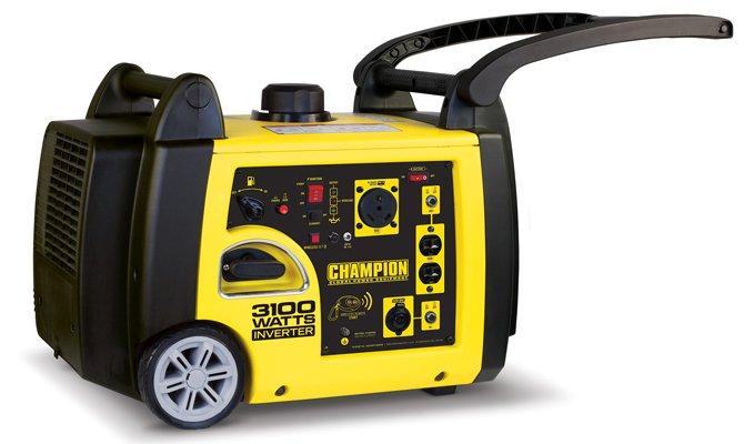 Самое главное о генераторах марки Champion