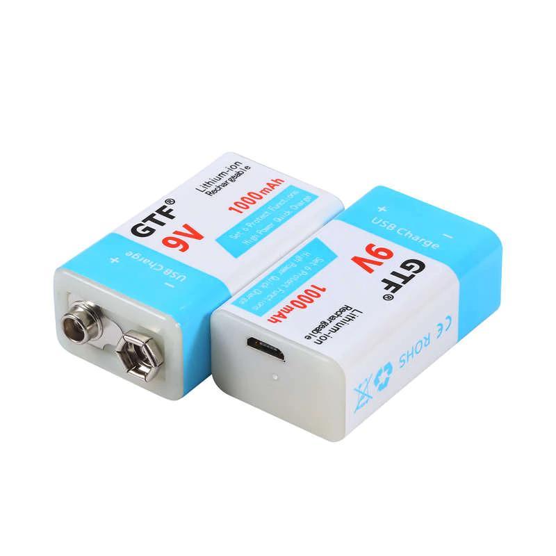 Батарейка «КРОНА» с типоразмером 6F22 - простой, но эффективный в использовании элемент питания