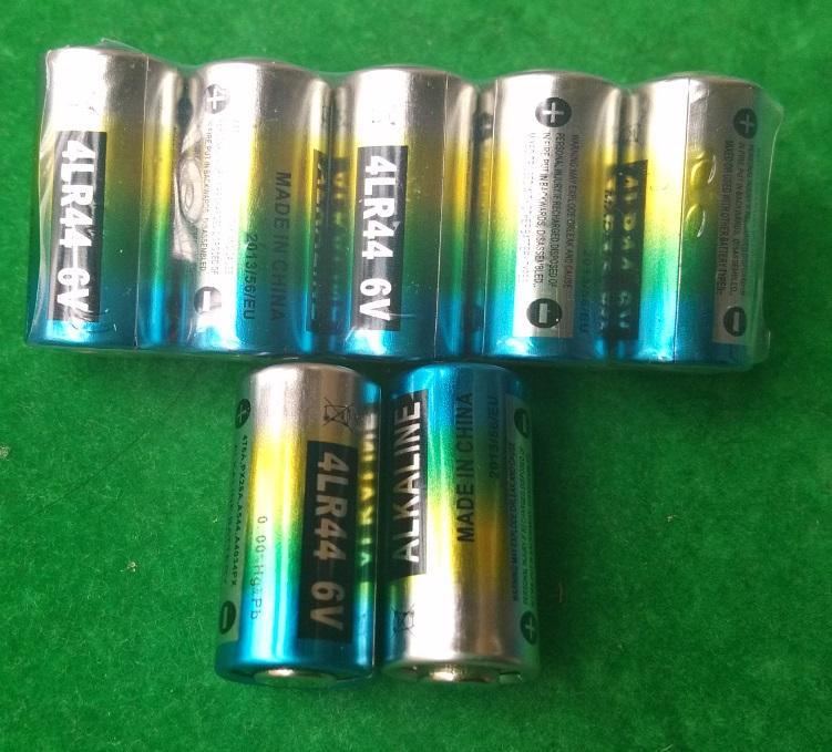 Особенности батарейки мини (модель 4LR44)