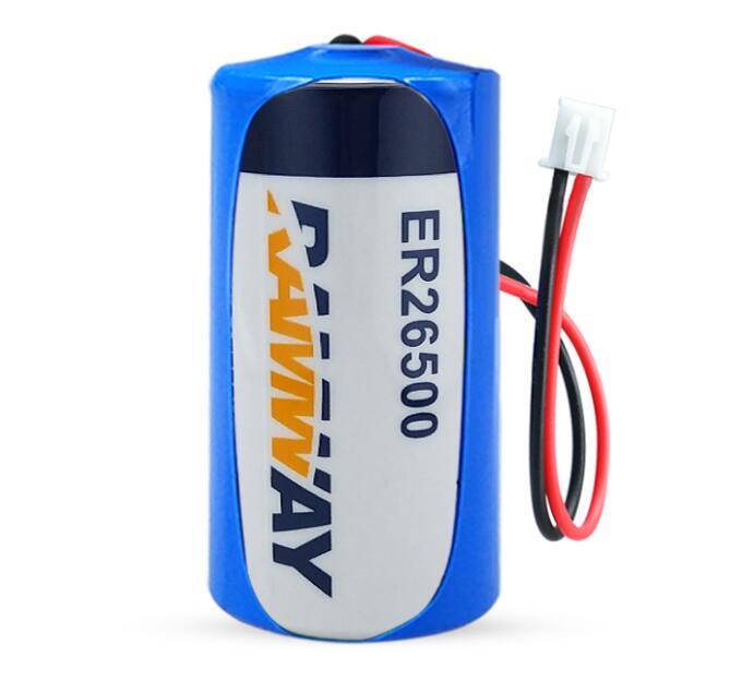 Технические характеристики батарейки с типоразмером ER26500 на 3,6 V