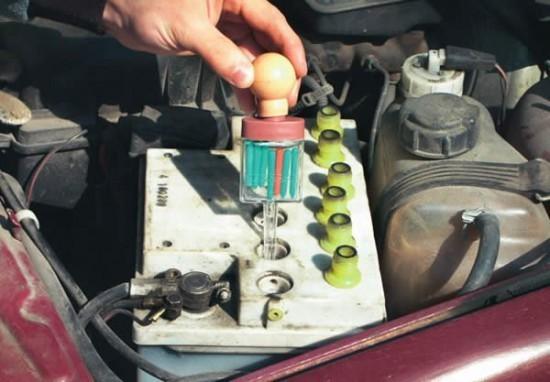 Рекомендации, как можно повысить плотность электролита в аккумуляторе