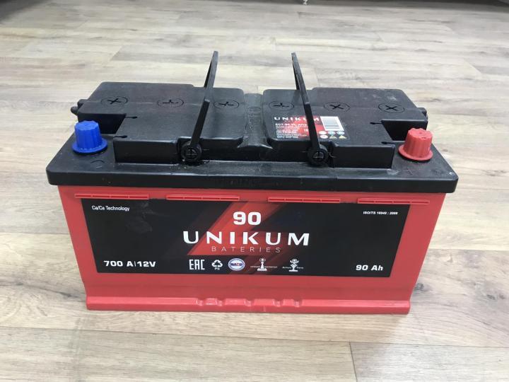 Особенности аккумуляторов марки Unikum фирмы