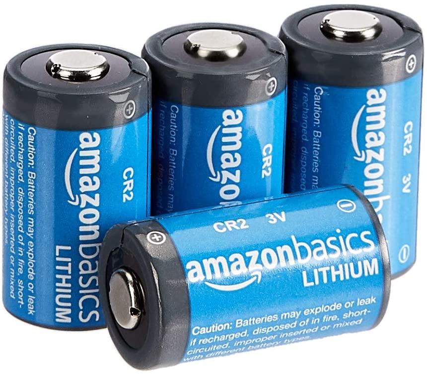 Выбираем литиевые батарейки и аккумуляторы с типоразмером CR2