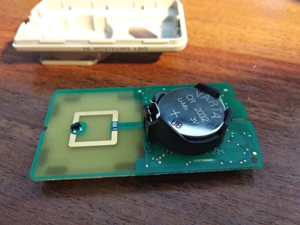 Меняем батарейки в транспондере - практические советы