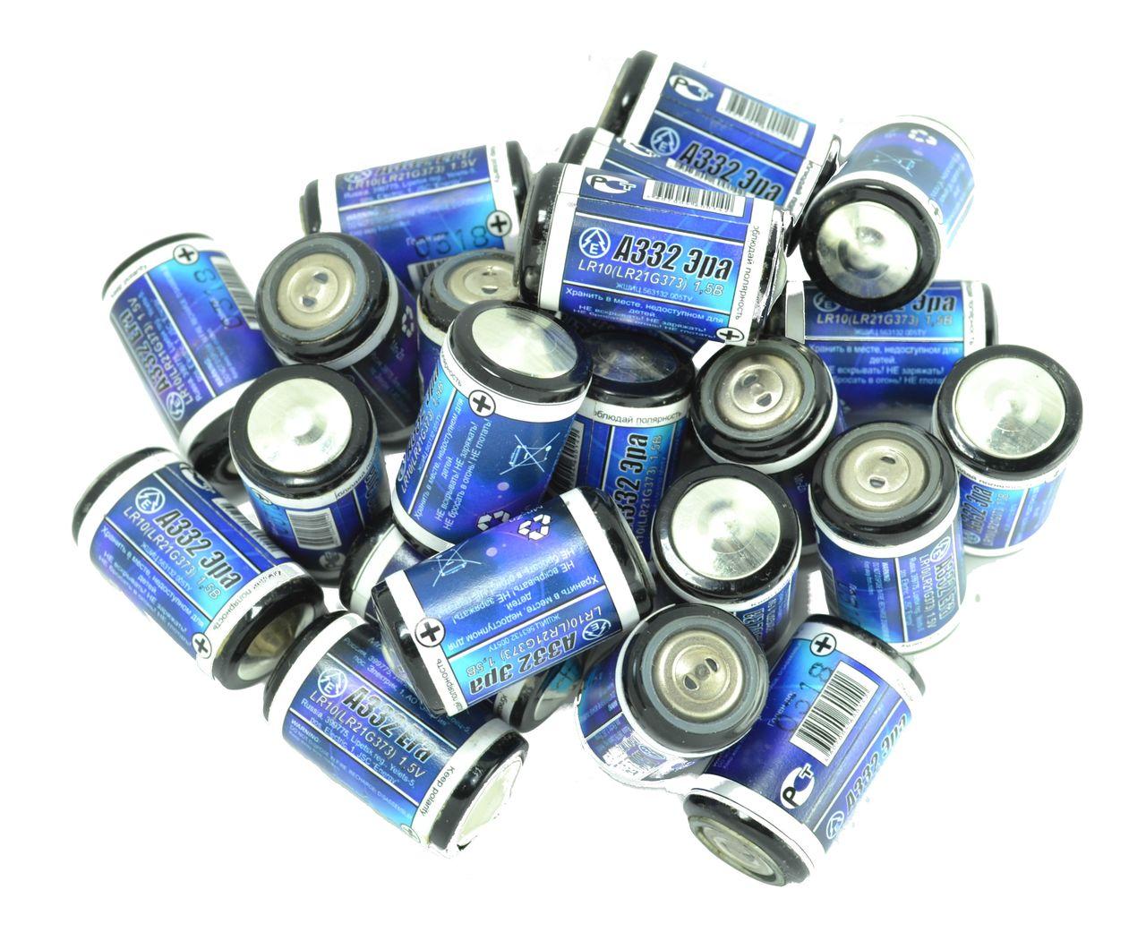 Батарейка с форм-фактором LR10 - источник питания с увеличенной емкостью