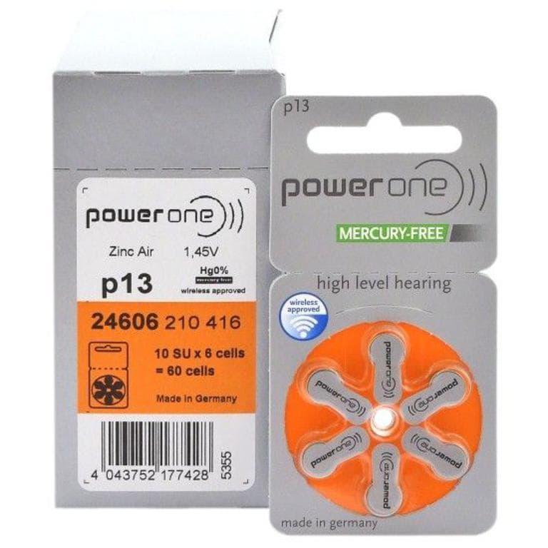 Батарейки в слуховой аппарат как гальванический элемент: тип 13