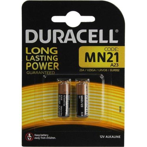 Батарейки с напряжением 12V: типоразмер MN 21