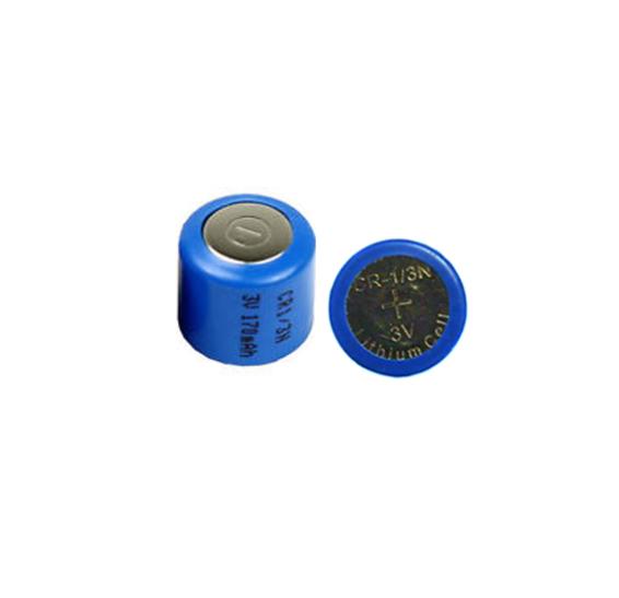 Образцы элементов питания: батарейки с типоразмерами CR13N и DL13N