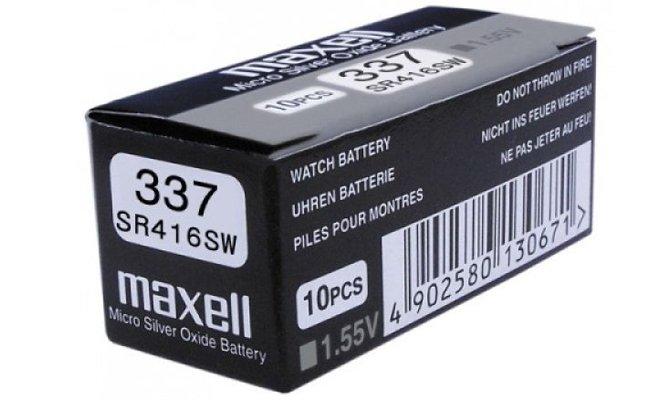 Ag-Zn-вая батарейка с типоразмером SR416SW - для электронных приборов, которые работают на мини-кнопочных элементах питания