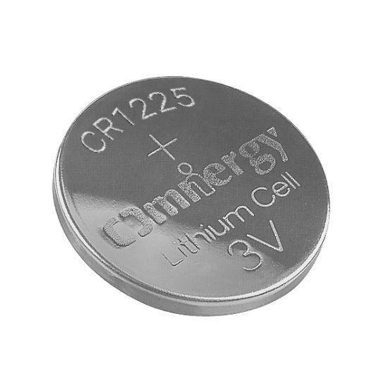 Батарейка с типоразмером CR1225 - это всегда стабильность напряжения, высокий уровень энергоплотности