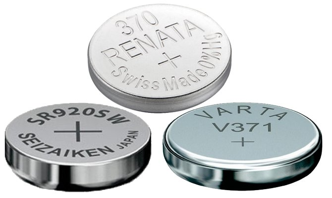 Батарейка с большим запасом прочности SR920SW и ее технологический процесс производства