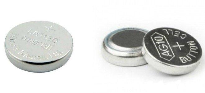 Еще одна модель для мини-приборов: батарейки с типоразмером AG10