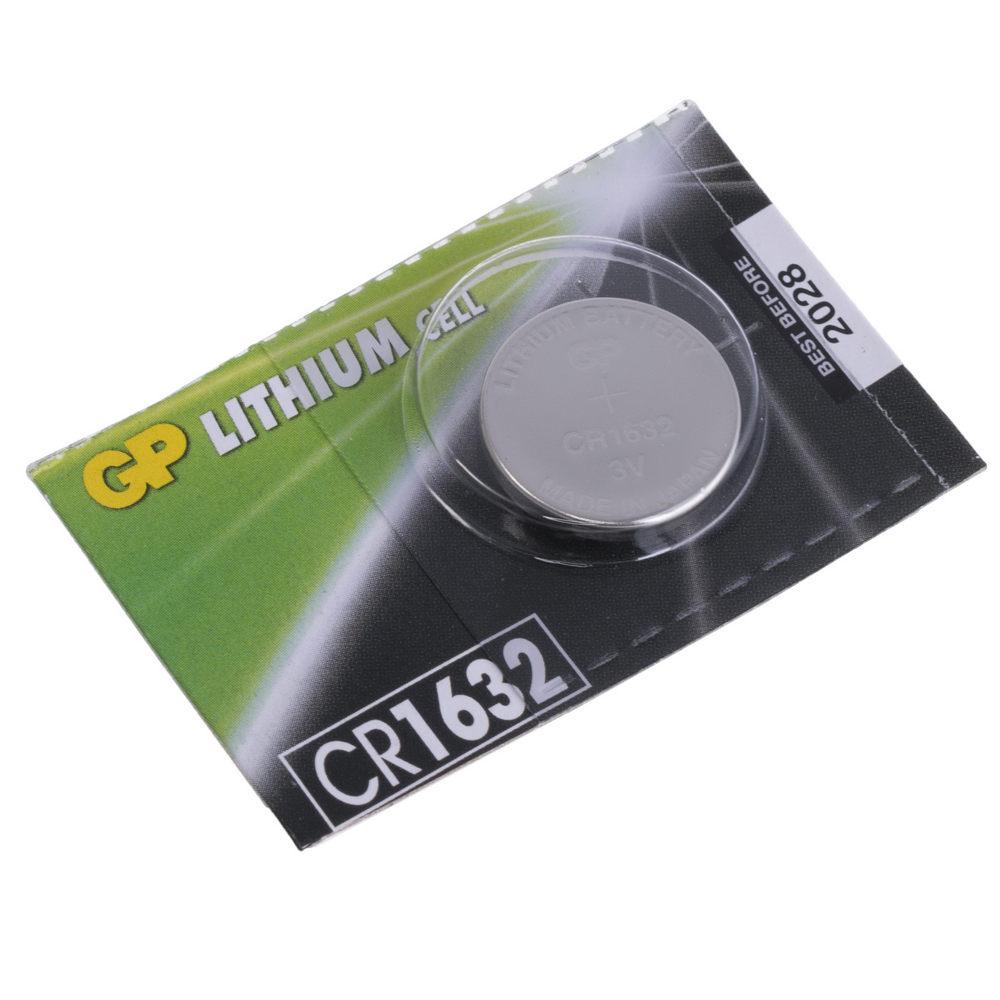 Приобретаем элемент питания: изучаем модель батарейки CR1632