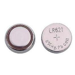 И снова гальванический источник питания: батарейка с типоразмером LR621