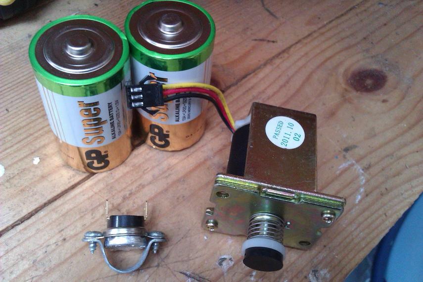 Выбираем батарейки для газовой колонки