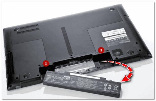 Как вытащить батарею из ноутбука: подготовка и сам процесс