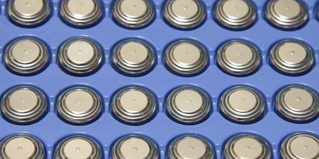Несколько слов о батарейке с низкой номинальной емкостью: марка AG13