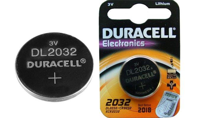 Технический обзор батарейки модели DL2032