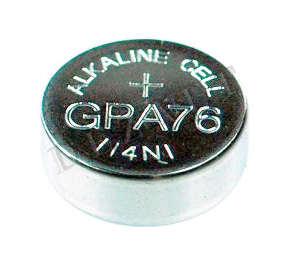 Батарейка 76 от производителя GPA - источник питания специально для мелкой техники