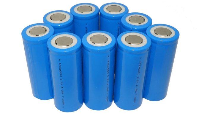 Срок консервации литий-ионных аккумуляторных батарей