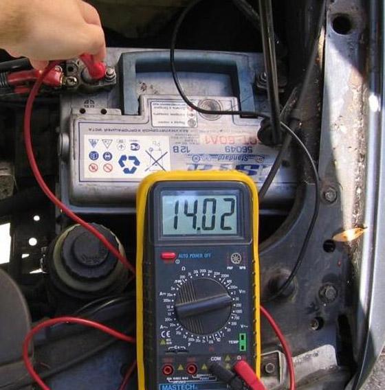 При каких условиях нельзя зарядить батарею