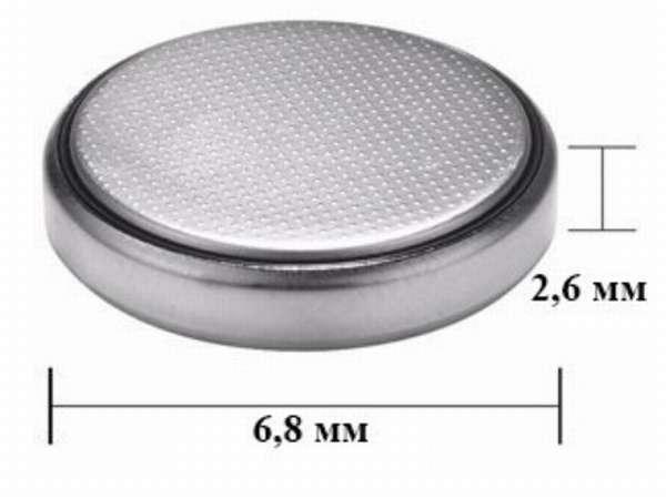 Несколько слов об алкалиновом типе батареек: типоразмер 377