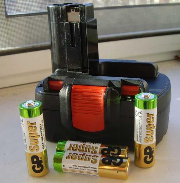 Как правильно хранить аккумуляторную батарею от шуруповерта