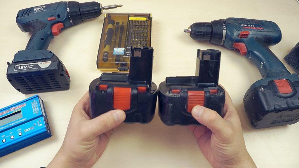 Консервация Li-Ion-ных аккумуляторных батарей