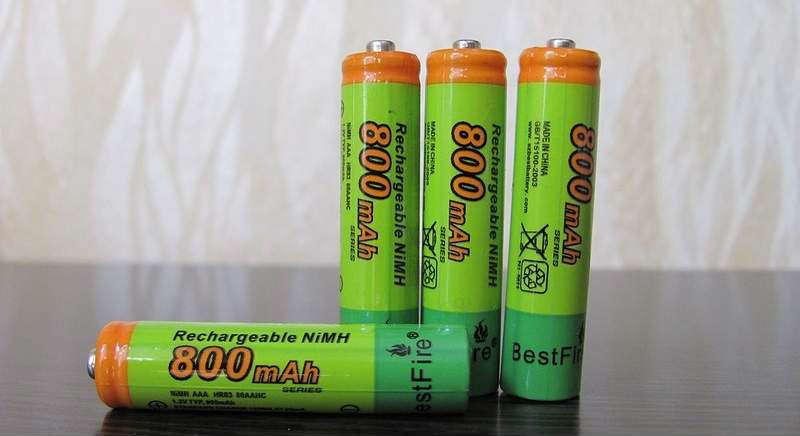 Отличие батареек и аккумуляторов