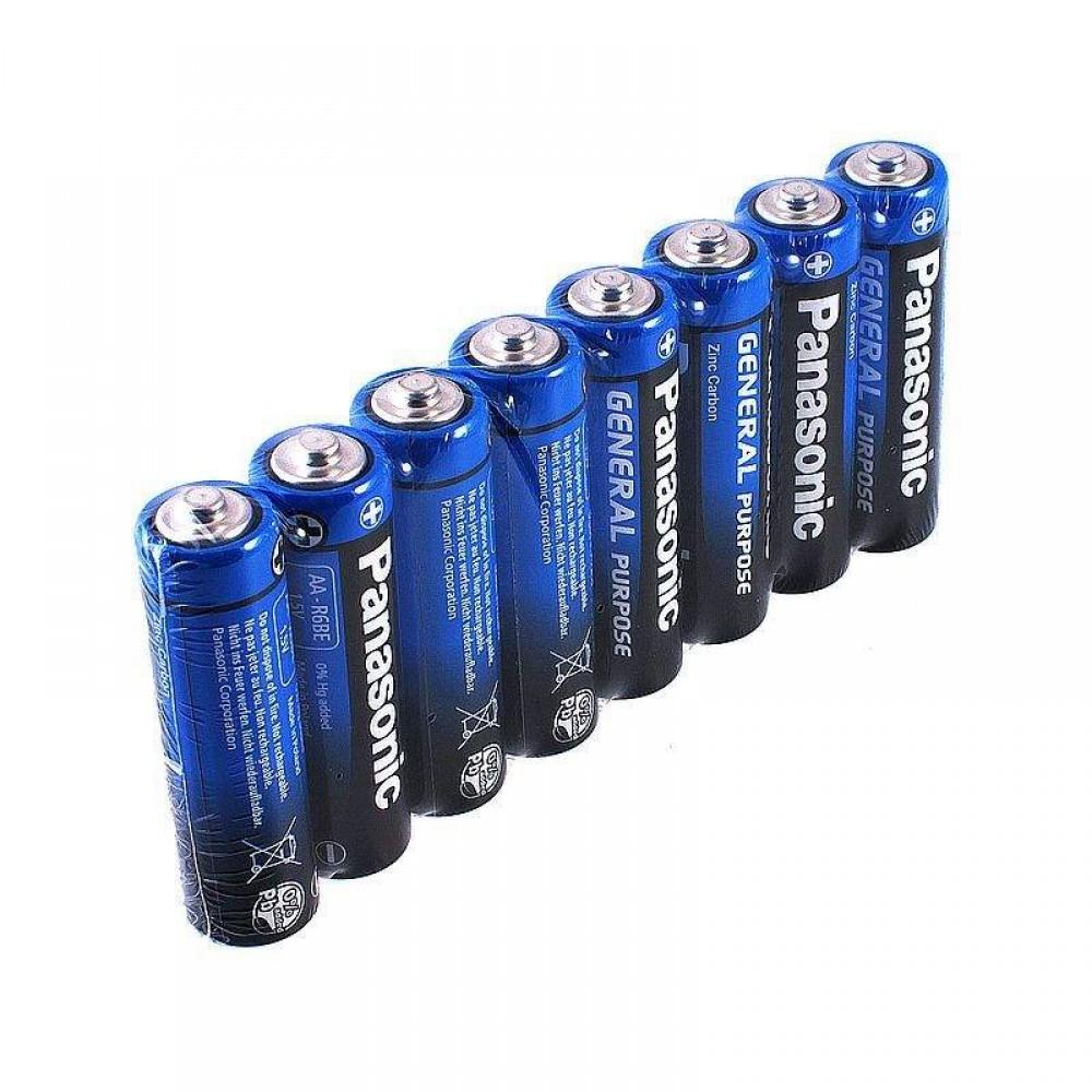 Батарейка с типоразмером R6 - из разряда соляных