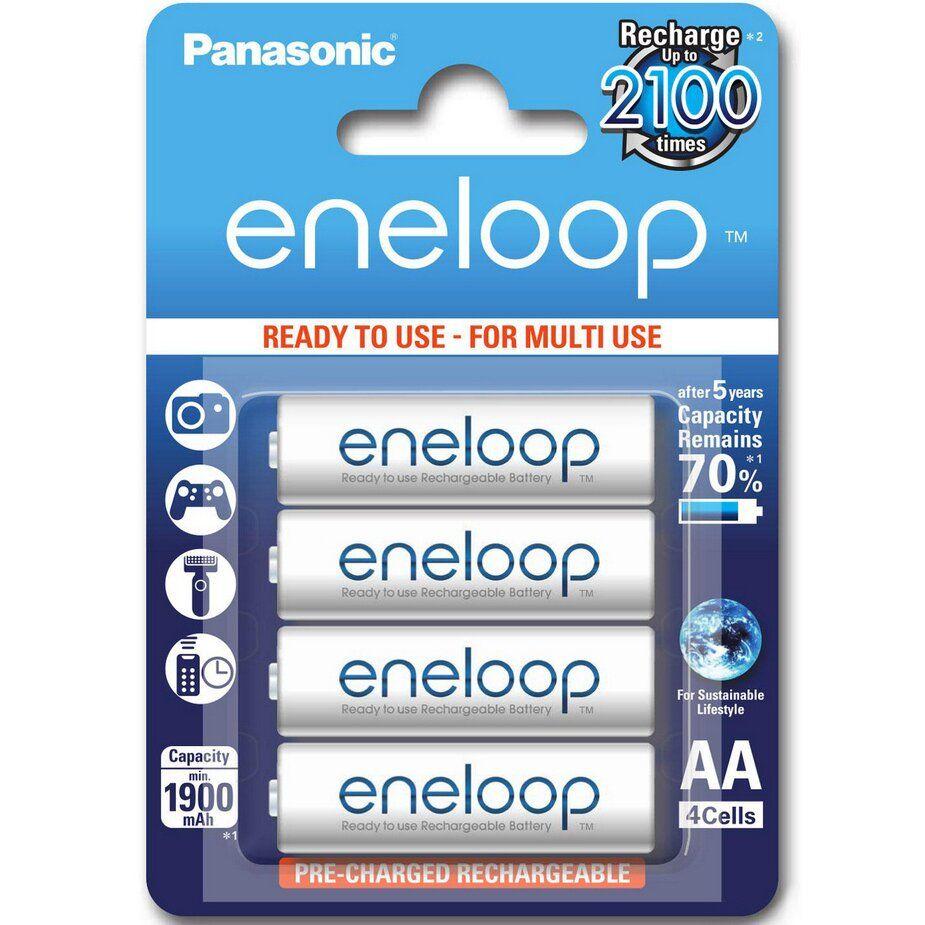 Разработчики коротко об аккумуляторах марки Panasonic Eneloop: особенности и преимущества