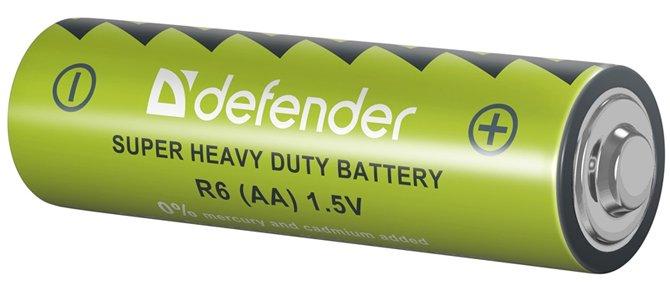 Пальчиковые батарейки типа AA - гальванический источник питания